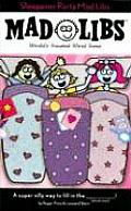 Sleepover Party Mad Libs (Mad Libs)