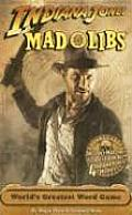Indiana Jones Mad Libs