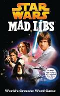 Star Wars Mad Libs (Mad Libs) Cover