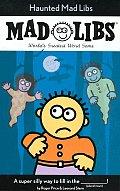 Haunted Mad Libs