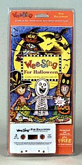 Wee Sing For Halloween Book & Cd