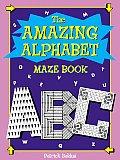 Amazing Alphabet Maze Book