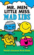 Mr. Men Little Miss Mad Libs (Mr. Men and Little Miss)