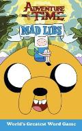 Adventure Time Mad Libs (Adventure Time W/Finn and Jake) Cover