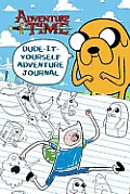 Adventure Time Dude It Yourself Adventure Journal