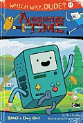 Adventure Time Which Way Dude 01 BMOs Day Out