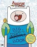 Big Dude-L Book: An Adventure Time Doodle Book (Adventure Time)