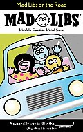 On the Road (Mad Libs) Cover