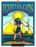 Egyptian Gods Color & Story Album