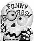 Funny Bones Halloween Glow Book