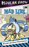 Regular Show Mad Libs (Mad Libs)