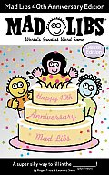 Mad Libs 40th Anniversary Deluxe Edition