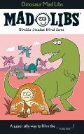Dinosaur Mad Libs (Mad Libs) Cover
