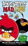 Angry Birds Mad Libs (Mad Libs)