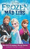 Frozen Mad Libs (Mad Libs)