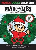 Holly, Jolly Mad Libs (Mad Libs) Cover