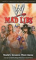 Wwe Mad Libs (Mad Libs)
