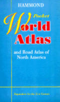 Hammond Pocket World Atlas and Road Atlas of North America