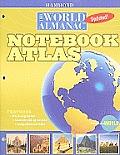 World Almanac Notebook Atlas 2011 (11 Edition)