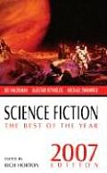 Science Fiction The Best Of The Year 200