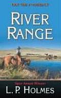 River Range: A Western Trio (Leisure Western)
