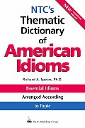 Ntcs Thematic Dictionary Of American Idioms