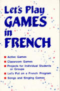 Lets Play Games In French