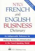 NTC's French & English Business Dictionary