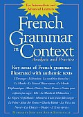French Grammar In Context Analysis & P