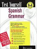 Spanish Grammar Test Yourself