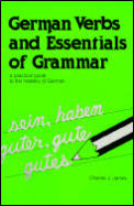German Verbs & Essentials Of Grammar