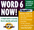 Word 6 for Windows Now!