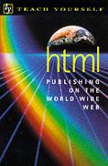 HTML Publishing on the World Wide Web