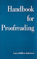 Handbook for Proofreading