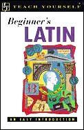 Teach Yourself Beginners Latin