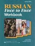 Russian Face to Face Level 2: Intermediate, Level 2