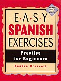 Easy Spanish Exercises Practice For Be