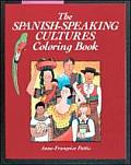 Spanish Speaking Cultures Coloring Book