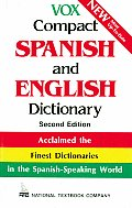 Vox Compact Spanish & English Dictionary 2nd Edition