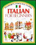 Italian for Beginners (Passport's Language Guides)
