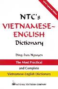NTC's Vietnamese-English Dictionary (NTC Language Dictionaries)