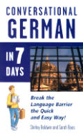 Conversational German in 7 Days with Book