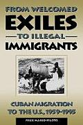 From Welcomed Exiles to Illegal Immigrants: Cuban Migration to the U.S., 1959-1995