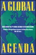 Global Agenda Issues Before The 51st Gen