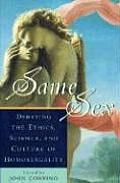 Same Sexdebating Ethics Scien (Studies in Social, Political, & Legal Philosophy)