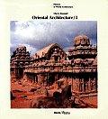 Oriental Architecture I: India, Indonesia, Indochina