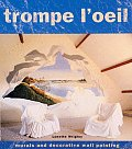 Trompe Loeil Murals & Decorative Wall Painting
