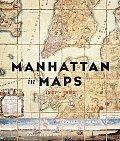 Manhattan In Maps 1560 1995