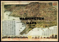Washington In Maps 1606 2000