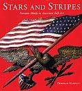 Stars & Stripes Patriotic Motifs In Amer